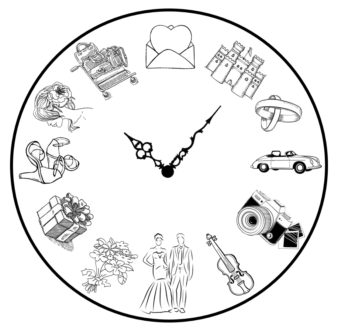 Bomboniere Matrimonio Quanto Tempo Prima.Quanto Tempo Prima Si Organizza Il Matrimonio Annalisa Wedding